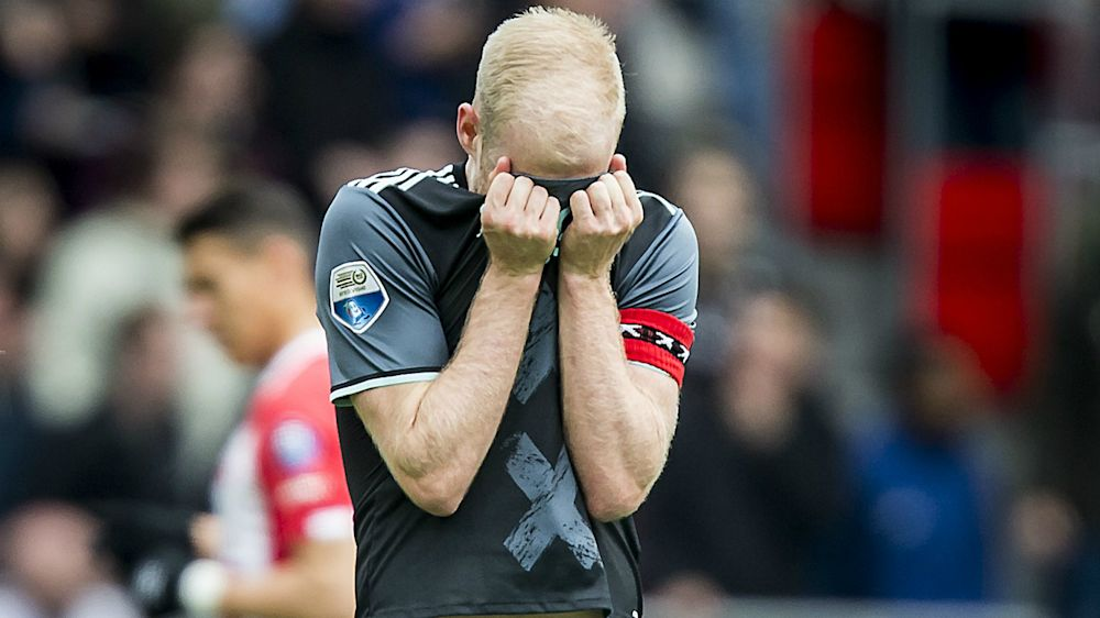 Too young, too tired - Ajax's title hopes come to an end at PSV