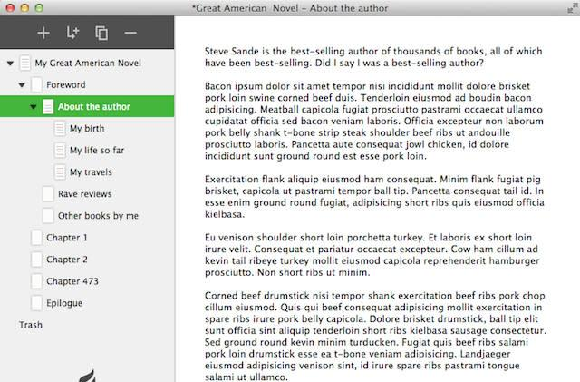 Leafnote: A text editor that's powerful in its simplicity