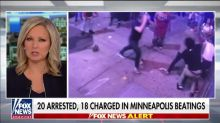 20 arrested, 18 charged in Minneapolis beatings