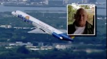Terminally ill cancer patient says he was kicked off flight because he was 'too unhealthy to fly'