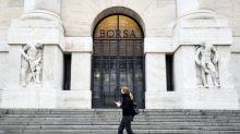 Borsa Milano azzera rialzo in scia Wall Street