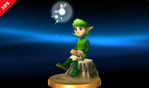Super Smash Bros. trophies will differ between 3DS, Wii U versions