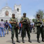 Sri Lanka blast news - LIVE: Eighth explosion reported after bombing attacks at churches and hotels leave at least 130 dead