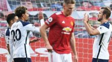 Foot - ANG - Premier League : Tottenham fait couler Manchester United