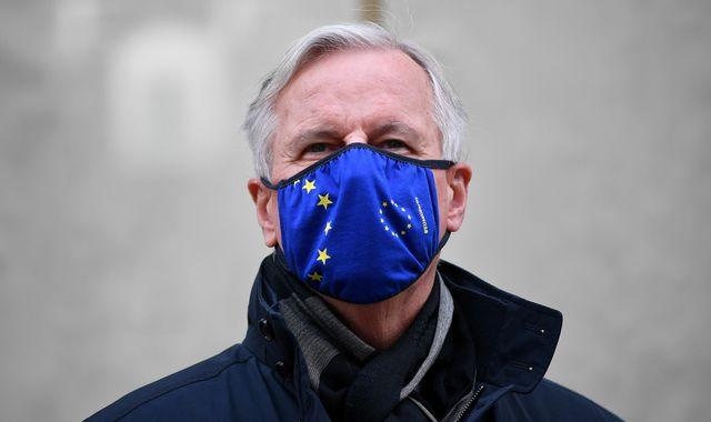 Brexit trade deal: Michel Barnier says UK 'blocked progress in key areas'