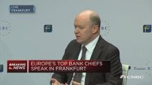Competition with tech and other sectors is a prime concern for banks, Deutsche Bank CEO says