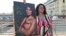 Marielle é homenageada em Paris