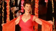 Celia Imrie: 'I had to keep upright and breathe in, but I adored this dress'