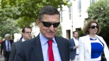 Flynn urges appeals court to end the battle over dismissing his case
