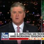Hannity: If Trump acts on Iran it will be over quickly and Iran will lose