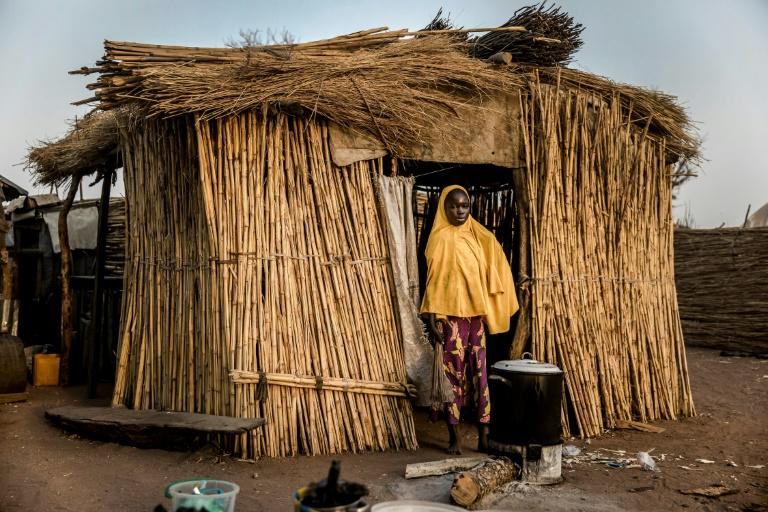 The displaced have been living rough for years