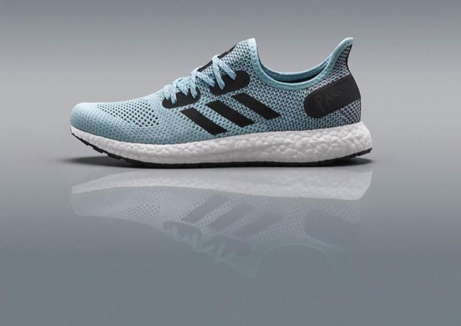 adidas adidas Unveils World's First Performance Shoe Made