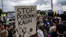 Critics blast EPA for lowering Syngenta pesticide fine