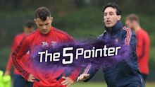 The Five Pointer: Xhaka stripped of Arsenal armband, Klopp's cup confusion, NFL UK team rumours