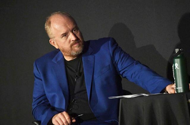 Netflix cancels Louis C.K.'s second stand up special