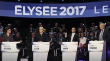 France's Macron clashes with Le Pen, poll sees him as having best programme