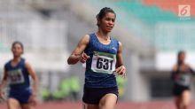 Debutan, Alvin Tehupeiory Lolos ke Babak Utama Lari 100 Meter Olimpiade Tokyo 2020