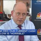 General Electric CEO John Flannery addresses questions ov...