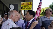 Recall candidate Larry Elder says California's minimum wage should be '$0'