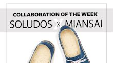 Miansai x Soludos Launches Limited Edition Capsule Collection