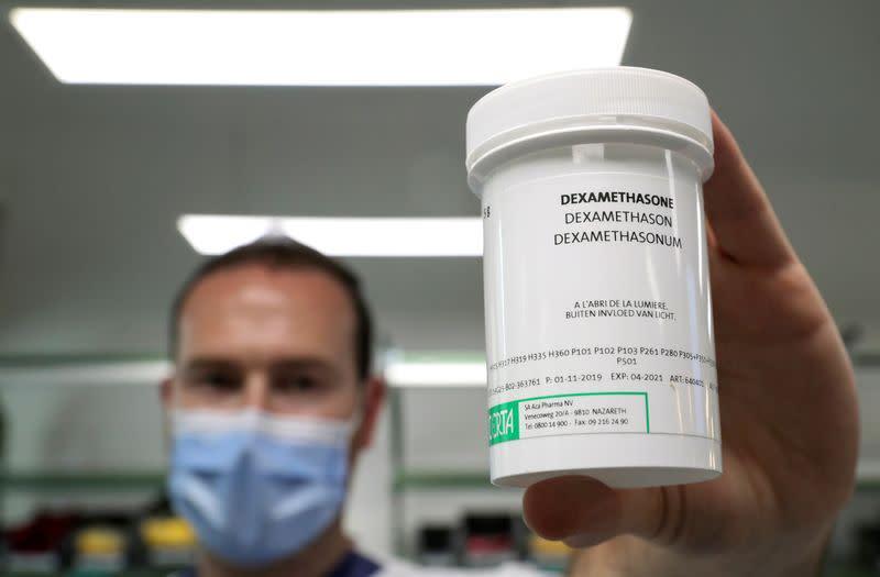 Japan approves dexamethasone as coronavirus treatment