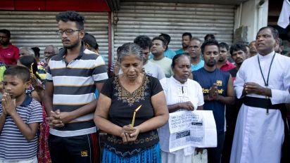Sri Lanka blasts 'retaliation' for Christchurch attack