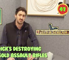 Business + Coffee: Dick's destroying guns, Amazon Prime, 21st Century Fox and Disney