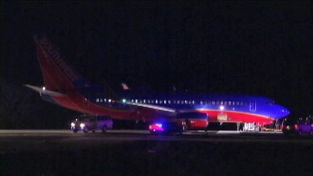 Southwest Jet Lands in Right State, Wrong Airport