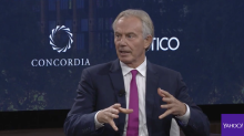 Tony Blair: Brexit and Trump happened because of 3 converging factors