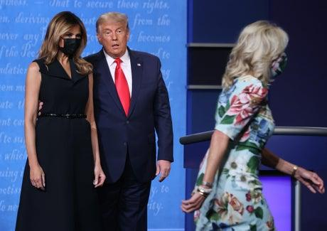 Melania snubs meeting Jill Biden as First Lady-to-be unveils advisors