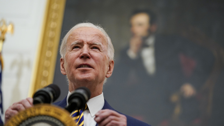 Biden removes Trump allies from U.S. agency