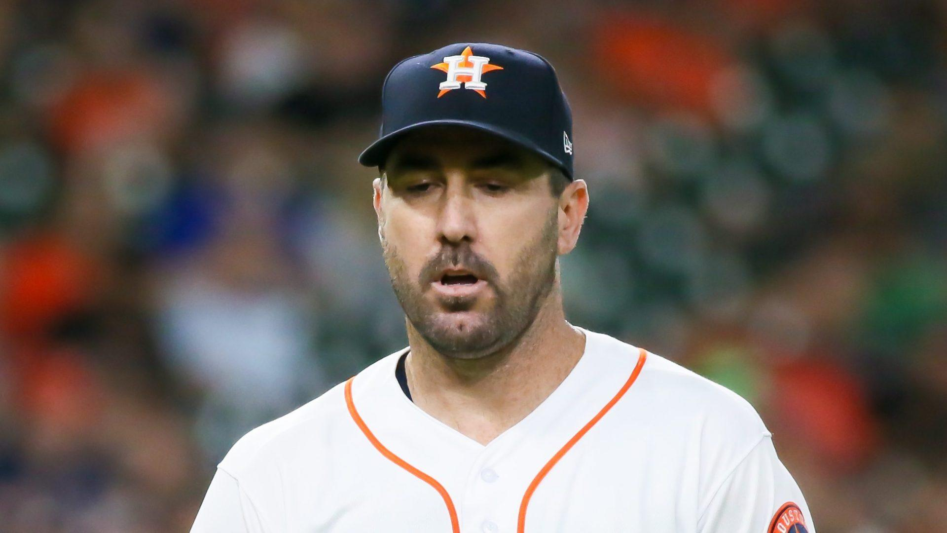 Astros Block Detroit Free Press From Clubhouse At Justin Verlander S Request