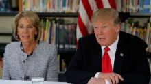 Trump seeks to shrink federal role in education with new order