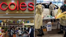 Coles coronavirus outbreak grows as Victoria records almost 50 new cases