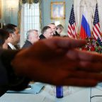 Russia's Lavrov calls on U.S. to publish bilateral communications over 2016 election