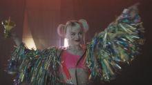 Margot Robbie's 'Birds of Prey' footage shows a 'scrappier Gotham'