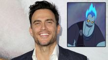 'Descendants 3' Adds Cheyenne Jackson as Hades (aka Mal's Father?)