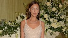 Irina Shayk's nude lip is our Valentine's Day beauty inspiration