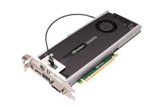 NVIDIA offers Fermi-packing Quadro 4000 to the Mac Pro user