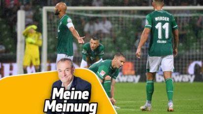 Werder steckt im Dilemma der Handlungslosigkeit