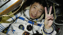 Chinese astronaut heard strange 'knocking sound' on his space capsule