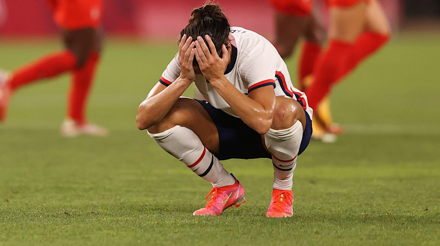 Is this how it ends for swashbuckling USWNT?