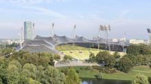 Fußball-Comeback im Olympiastadion ohne Fans