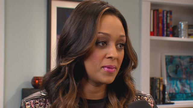 Tia Mowry Discusses Growing Up In Hollywood