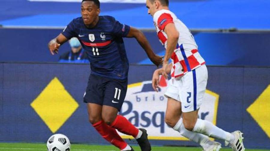 Foot - L. nations - Ligue des nations: retour en chiffres sur France-Croatie