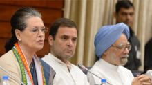 CWC meet: Rahul Gandhi asks workers to expand Congress' voter base; Manmohan Singh says doubling farmer income by 2022 doubtful