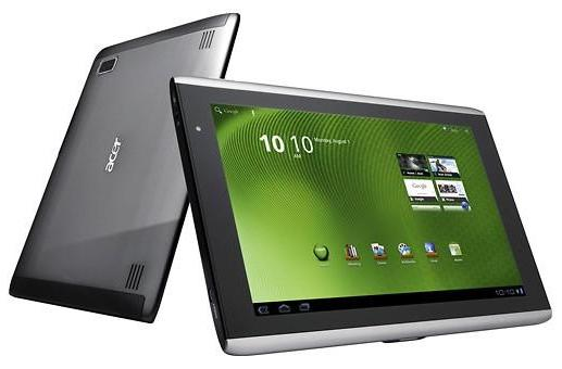 Acer Iconia Tab A500 to get Android 3.1 on 5th of July, at least in Deutschland