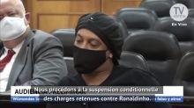 Justice - Ronaldinho n'est plus assigné à résidence au Paraguay