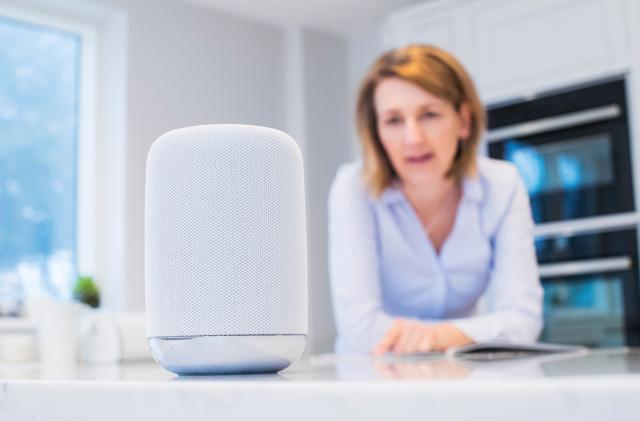 AI could tell smart speakers what direction your voice is coming from
