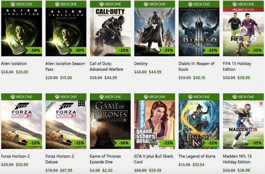 Xbox countdown sale wraps today
